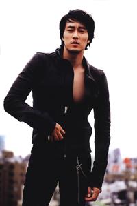 So Jisub for Vogue Nippon